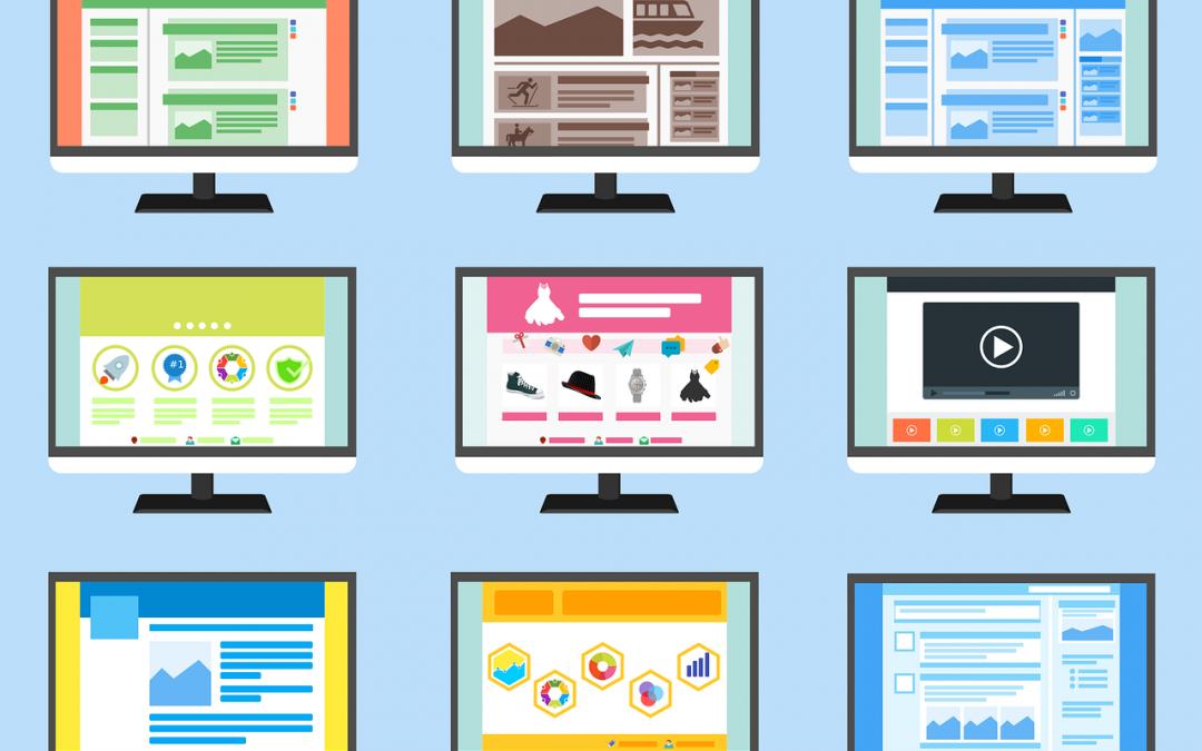 Tu web a la última: tendencias de diseño en 2017