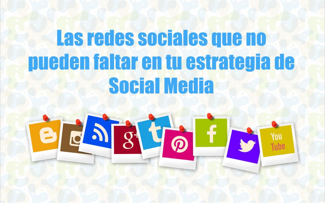 social media redes sociales marketing