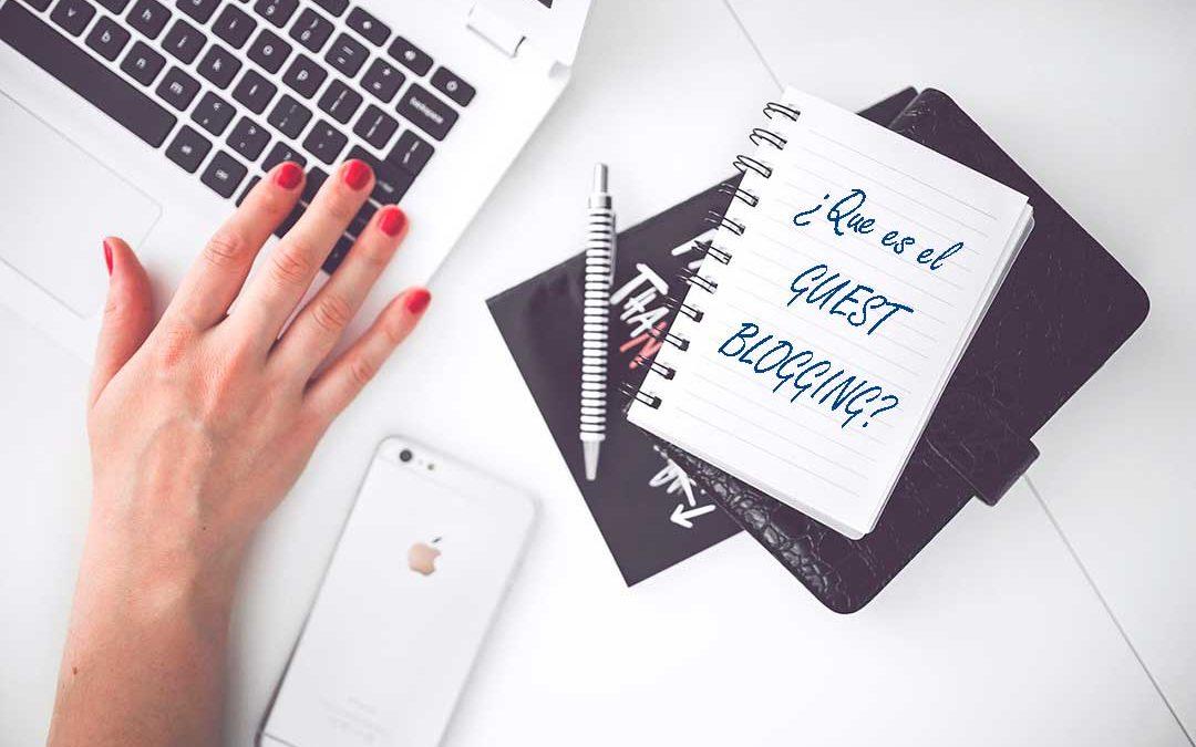 Infografía | Qué es el guest blogging y cuáles son sus ventajas