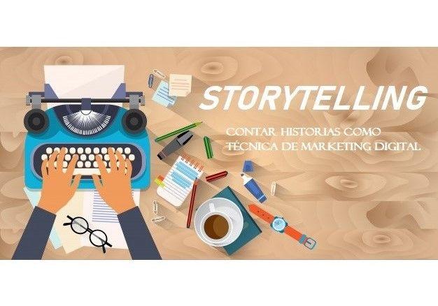 Storytelling: contar historias como técnica de marketing digital
