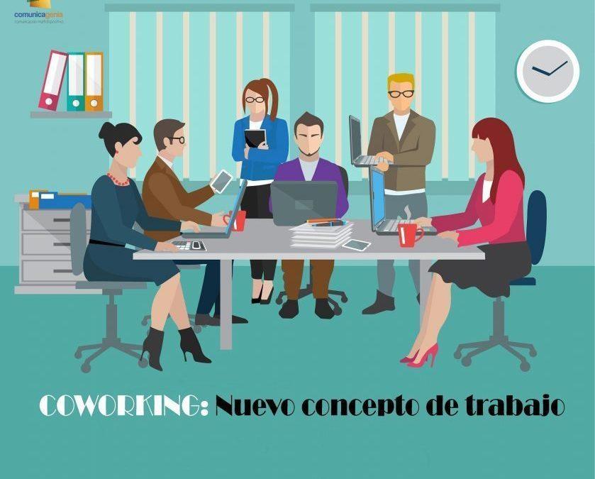 Coworking: Una nueva forma de entender el trabajo