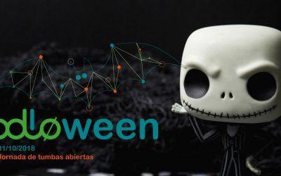 El Polo Digital de Málaga acoge la primera jornada de tumbas abiertas Polloween 18