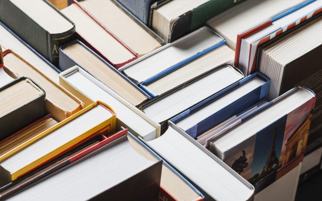 Tres libros a tener en cuenta si tienes un negocio