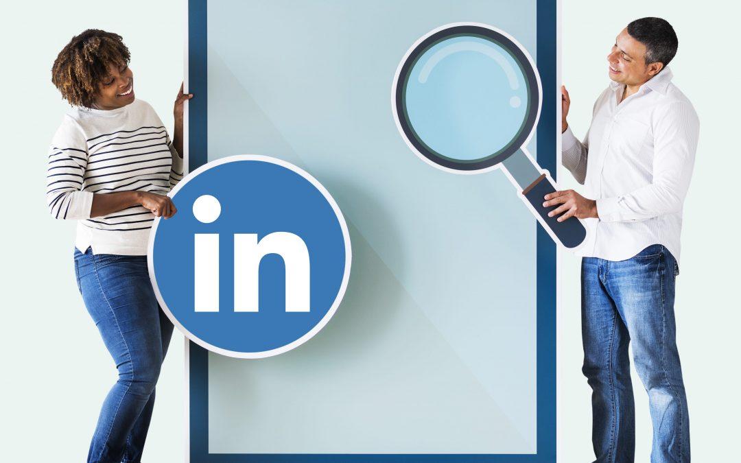 ¿Cuáles son los tipos de cuentas en LinkedIn?