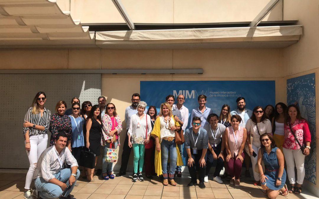"""""""Museos & Business"""" un paseo a través del Museo de la Música de Málaga"""