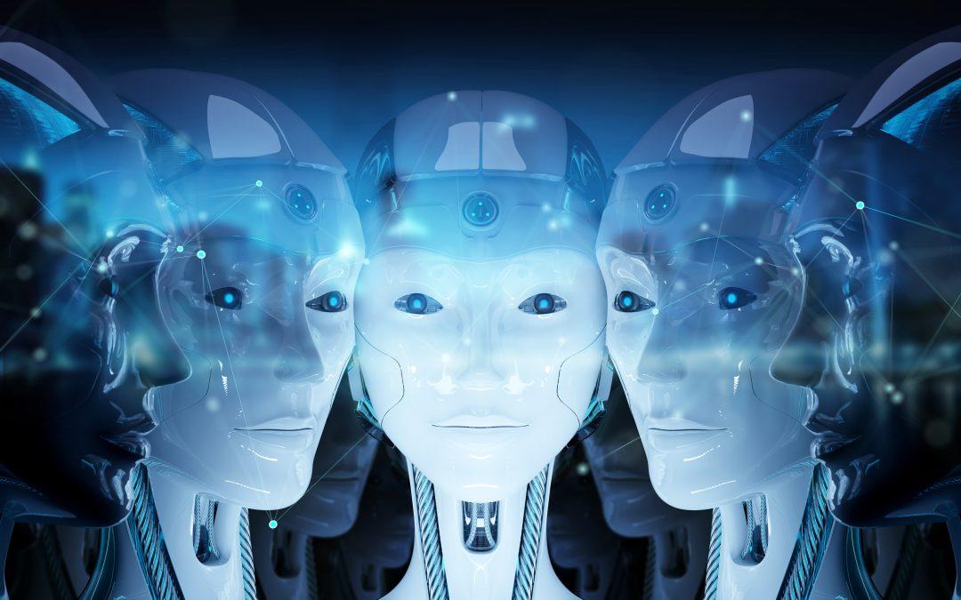 Los robots llegan a la restauración